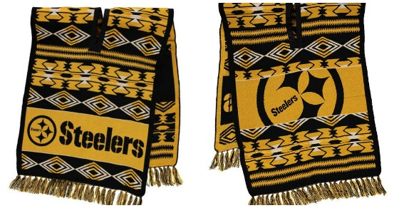 Pittsburgh Steelers Poncho